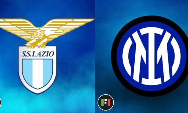 Serie A LIVE: Lazio vs. Inter
