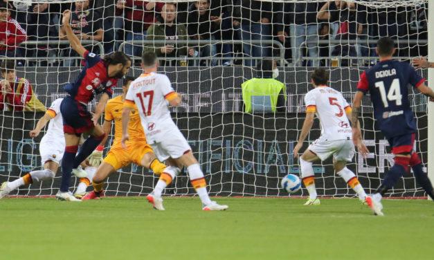 Serie A Highlights: Cagliari 1-2 Roma