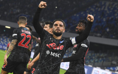 Insigne: 'I never had a penalty problem; a great response'