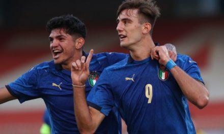 Mancini busca al delantero Lucca para Italia