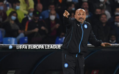 Spalletti: 'Napoli never lost their heads'