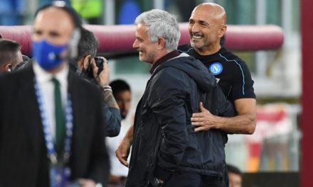 Mourinho, Inzaghi, Spalletti, Gasperini suspended