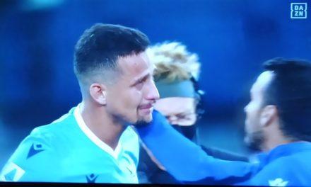 Luiz Felipe gets one-match ban, Milan and Kolarov fined
