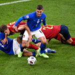 Neymar compares 'genius' Verratti to Xavi and Iniesta