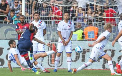 Serie A | Cagliari 3-1 Sampdoria: Sardinians get first victory