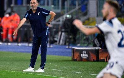 Sarri: 'Milinkovic-Savic and Luis Alberto can't play together'