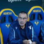 Sarri: 'Unacceptable Lazio defeat, it's about mentality'