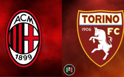 Serie A LIVE: Milan vs. Torino