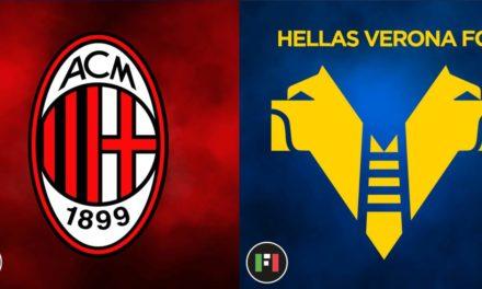 Serie A Preview | Milan vs. Verona: injury crisis at San Siro