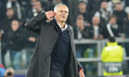 Mourinho visits Juventus for first time since provoking fans