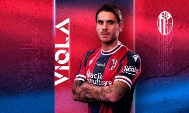 Official: Bologna sign Nicolas Viola
