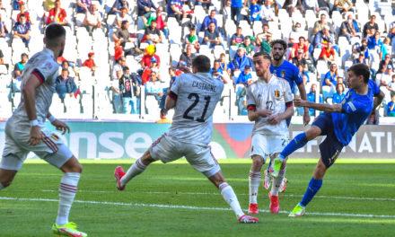 Nations League | Italy 2-1 Belgium: Azzurri take bronze medal