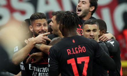 Resumen de la Serie A: Milán 1-0 Torino
