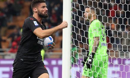 Giroud: 'Milan needed more character'