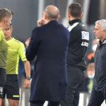 Juventus vs. Roma   Orsato: '¿Me culpas porque falló el penalti?'