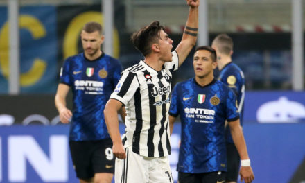 Not a real Inter-Juventus without controversy