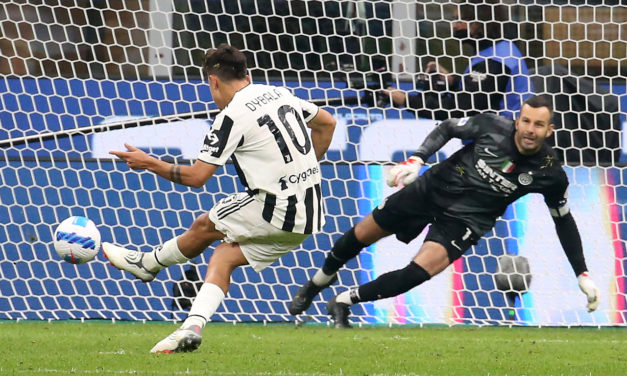 Resumen de la Serie A: Inter 1-1 Juventus