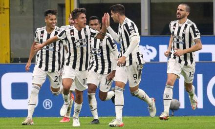 Serie A EN VIVO: Juventus vs.Sassuolo