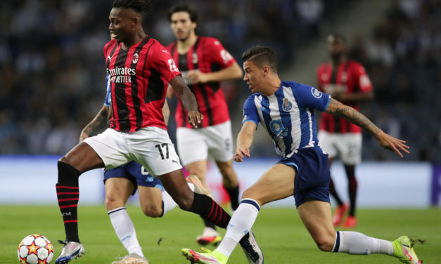 Champions League Liveblog: Porto-Milan and Inter-Sheriff