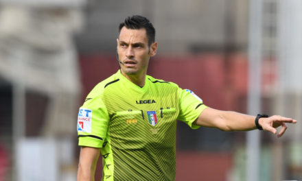 Inter confronted Mariani in the dressing room