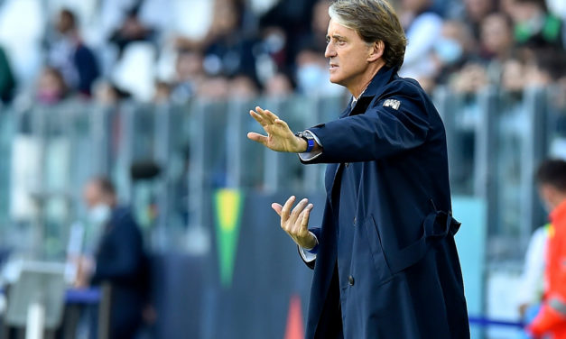 Mancini: 'Many Italians in Inter-Juve, but still not enough'