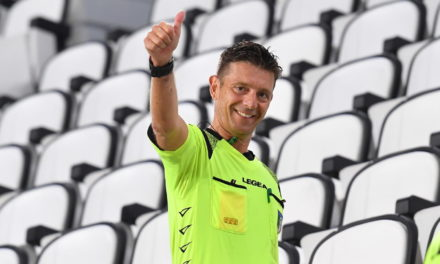 Rocchi on Sunday's referees: 'An excellent day'