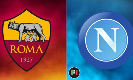 Serie A LIVE: Roma vs. Napoli