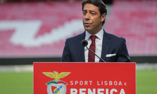 Rui Costa elected new Benfica President
