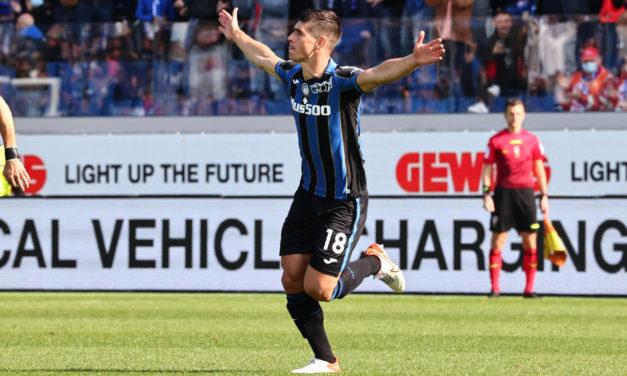 Serie A | Atalanta 1-1 Udinese: Beto responde a Malinovskyi