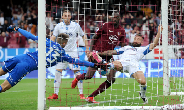 Serie A | Salernitana 2-4 Empoli: Nightmare Colantuono debut