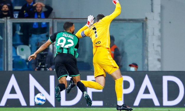 Rocchi: 'Handanovic incident evaluated by referee'