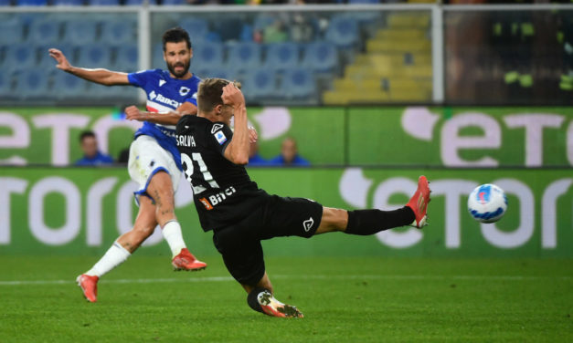Candreva: 'We wanted to win, we work with enthusiasm'
