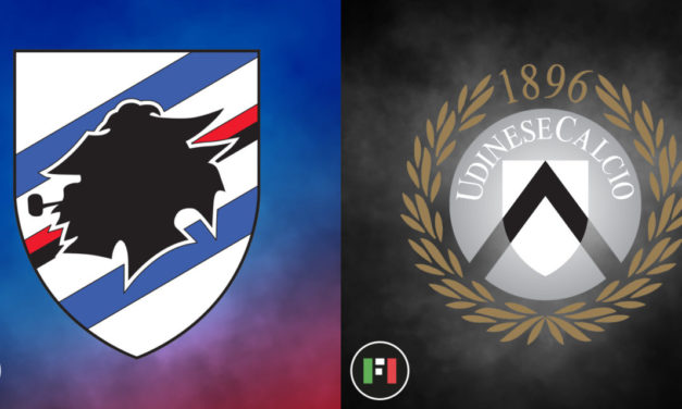 Serie A Preview | Sampdoria vs. Udinese: Losing streaks must end