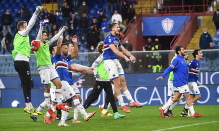 Dragusin made his Samp debut against Spezia: 'I hope this is the beginning'