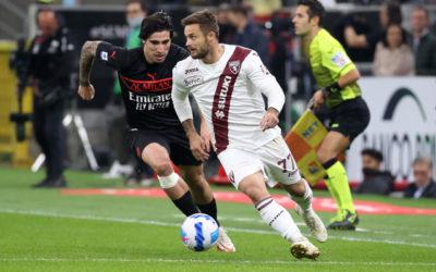 Liveblog: Serie A Wk10 Tuesday Entertainment