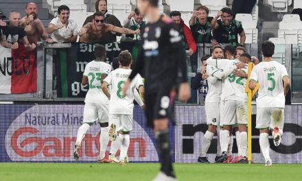 Resumen de la Serie A: Juventus 1-2 Sassuolo