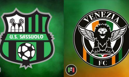Serie A Preview | Sassuolo vs. Venezia: first clash since Serie C