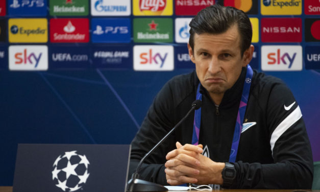 Semak: 'Juve designed to achieve results, it will be complicated'