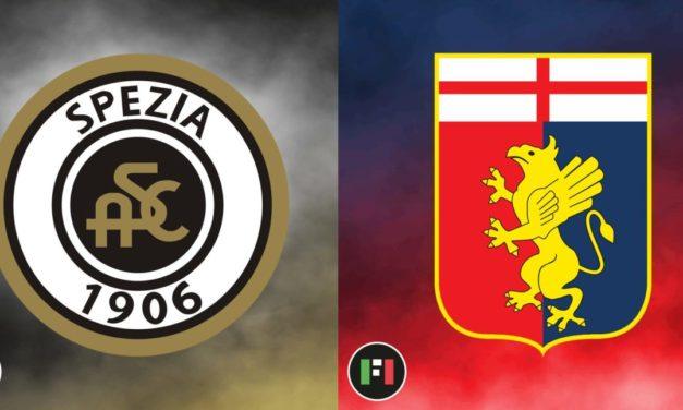Serie A Preview   Spezia vs. Genoa: another Ligurian derby