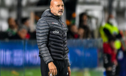 Colantuono: 'Salernitana deserved the victory'