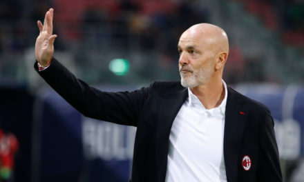 Pioli: 'Milan thought the game was over'