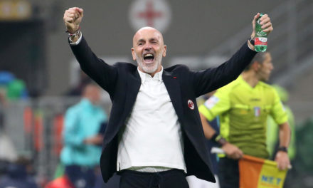 Pioli hails Milan 'maturity and belief'