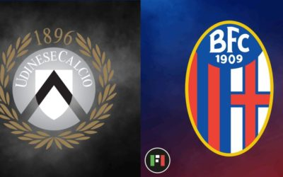 Serie A Preview | Udinese vs. Bologna: Pressure on Friulani