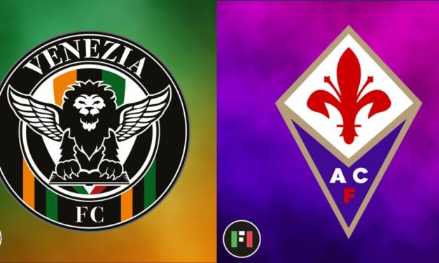 Serie A live: Venezia vs. Fiorentina