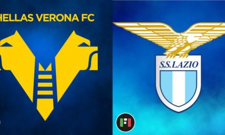 Serie A Preview | Verona vs. Lazio: All-new defence for Sarri