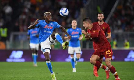 Serie A Highlights: Roma 0-0 Napoli