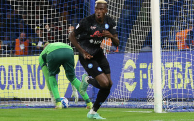 Napoli 'didn't play to Osimhen strengths'