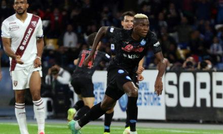 Serie A Highlights: Napoli 1-0 Torino
