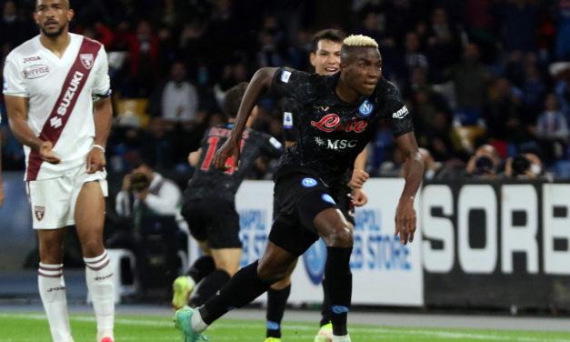 Resumen de la Serie A: Napoli 1-0 Torino