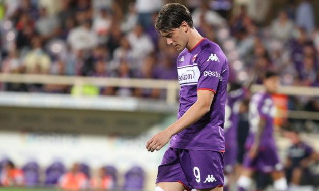 Video: Fiorentina fans insult Vlahovic